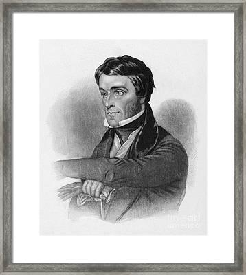 Thomas Carlyle (1795-1881) Framed Print