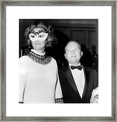Truman Capote 1924-1984, Southern Framed Print by Everett
