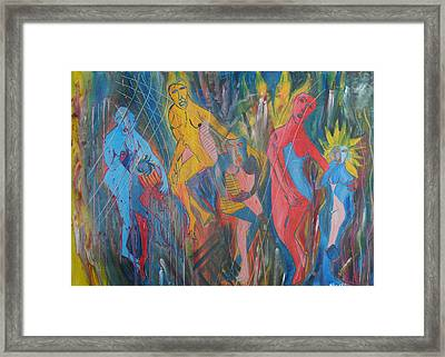 Untitled Framed Print by Shashi Koripelly