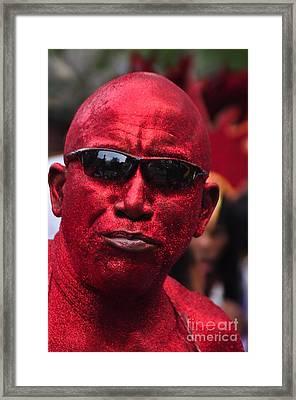West Indian Day Parade Brooklyn Ny Framed Print