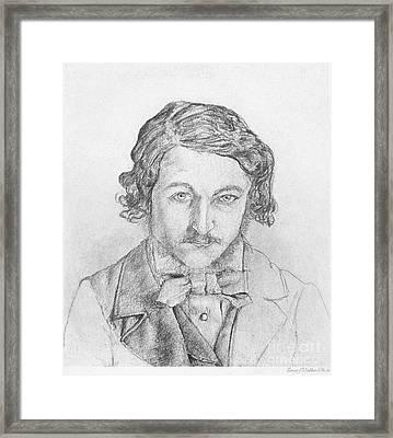 William Morris (1834-1896) Framed Print by Granger