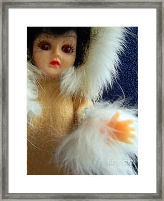 30602 Framed Print by Anita V Bauer