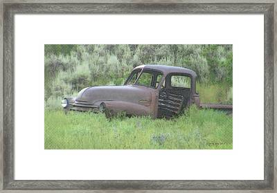 3100 Special Edition Framed Print