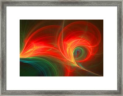 312 Framed Print by Lar Matre