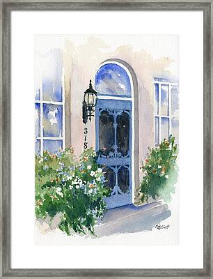 318 Framed Print by Marsha Elliott