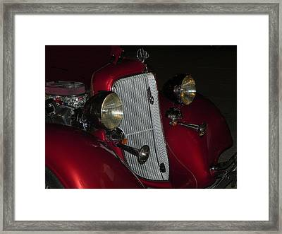 34 Plymouth Pe Brother N' Law Framed Print by Chuck Re