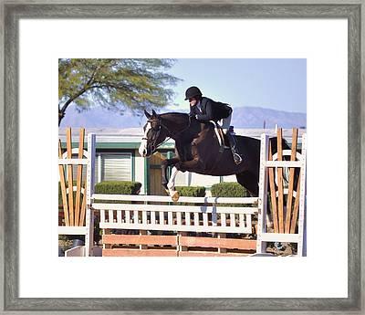 3526 Framed Print by Yvonne Hazelton