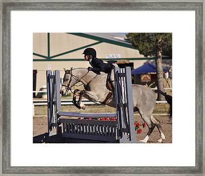 3557 Framed Print by Yvonne Hazelton
