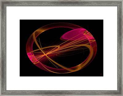356 Framed Print by Lar Matre