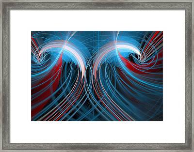 359 Framed Print