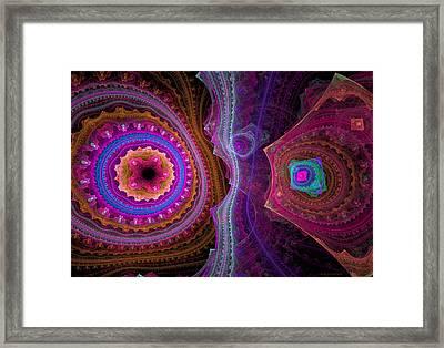370 Framed Print by Lar Matre