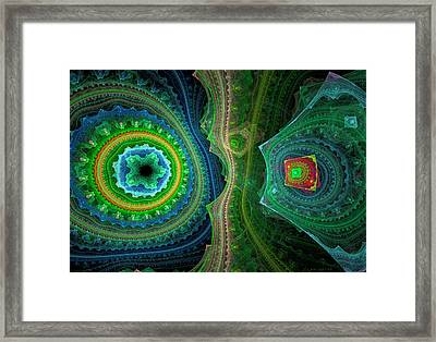 371 Framed Print by Lar Matre