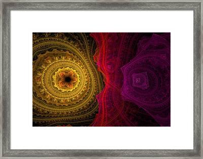 382 Framed Print by Lar Matre