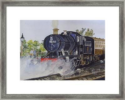 3850 Framed Print