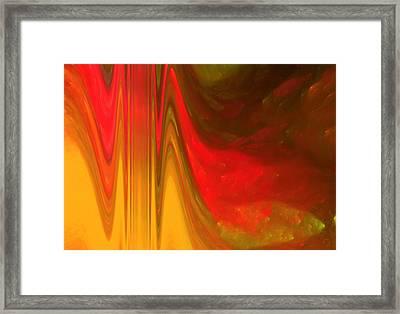 397 Framed Print