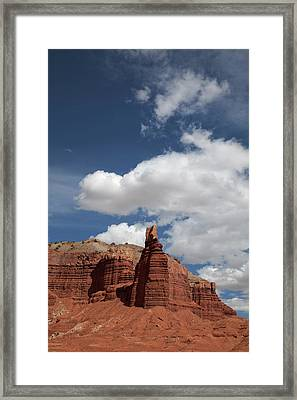 Captiol Reef National Park Framed Print by Southern Utah  Photography