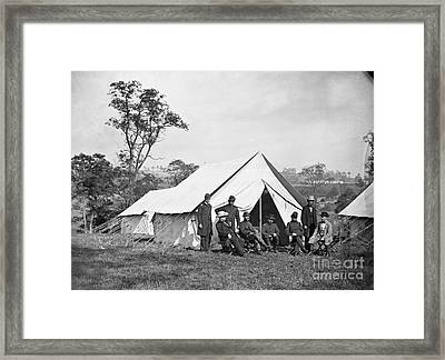 Civil War: Antietam, 1862 Framed Print
