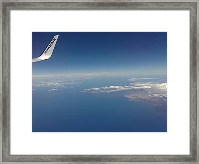 Fuerteventura Framed Print by Sandor Tottosi