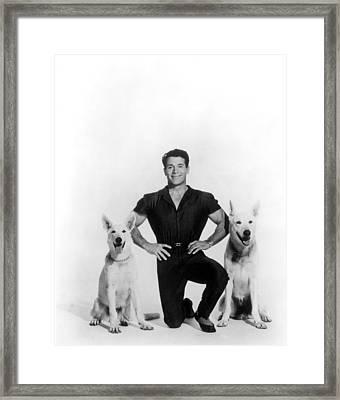 Jack Lalanne, 1960s Framed Print