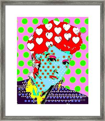 Lucy Framed Print by Ricky Sencion