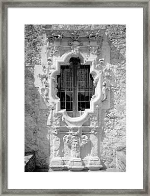 Mission San Jose Y San Miguel De Framed Print by Everett