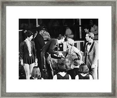 Olympic Games, 1976 Framed Print