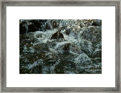 River Framed Print by Odon Czintos