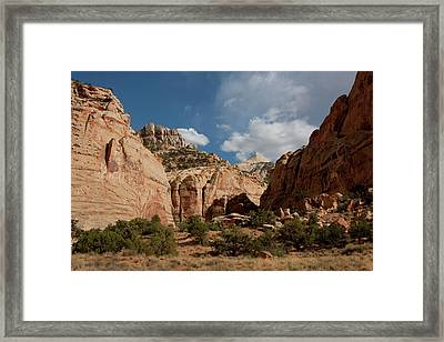 Capitol Reef National Park Framed Print by Southern Utah  Photography