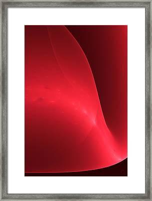 414 Framed Print