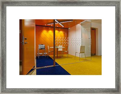 Healthcare College Health Care Framed Print by Jaak Nilson