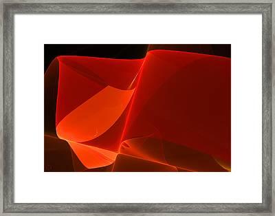 424 Framed Print by Lar Matre