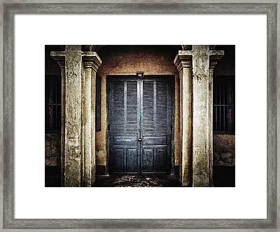 44 Framed Print by Skip Nall