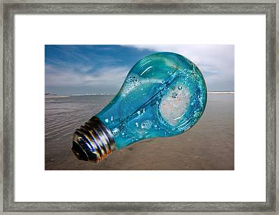 Untitled  Framed Print by Betsy Knapp