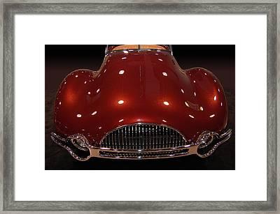 49 Buick Speedster Framed Print