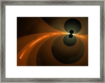 494 Framed Print by Lar Matre