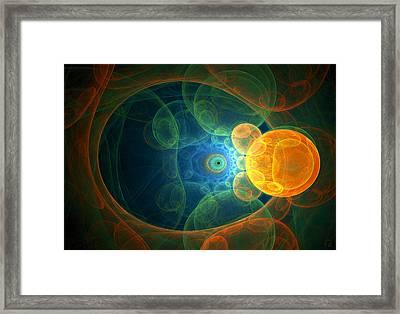 499 Framed Print by Lar Matre