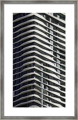 Chicago Architecture Framed Print by Paul Plaine