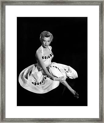 From Here To Eternity, Deborah Kerr Framed Print