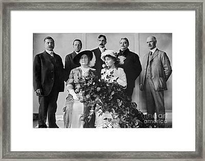 Helen Adams Keller Framed Print