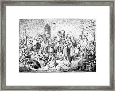 Johann Pestalozzi Framed Print