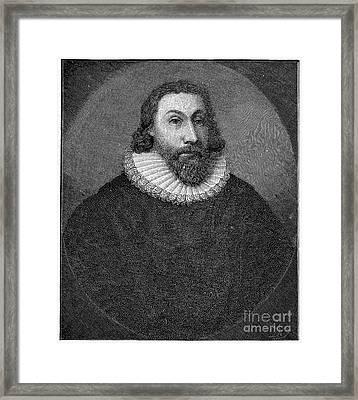 John Winthrop (1588-1649) Framed Print by Granger