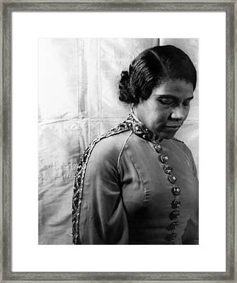 Marian Anderson (1897-1993) Framed Print