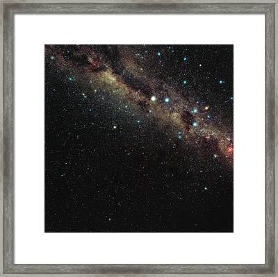Milky Way Framed Print by Eckhard Slawik