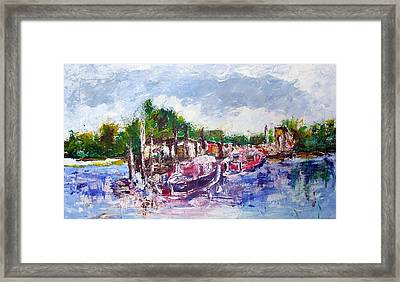 Portsmouth Nh Framed Print