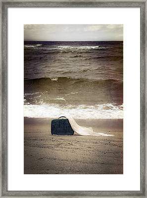 Suitcase Framed Print
