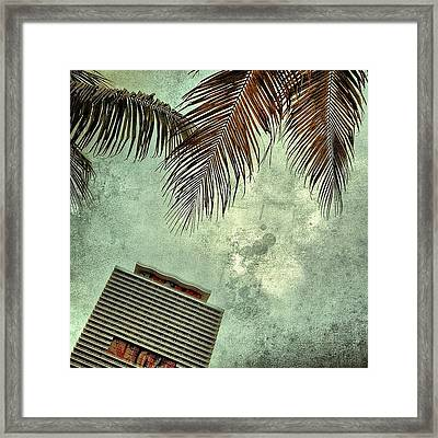 50 Biscayne - Miami Framed Print