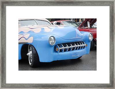 50 Mercury Framed Print