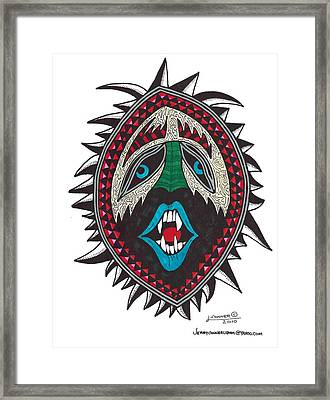 Untitled Framed Print by Jerry Conner