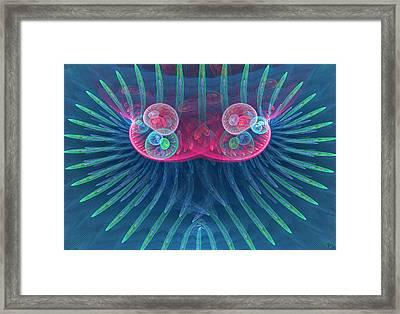 514 Framed Print by Lar Matre