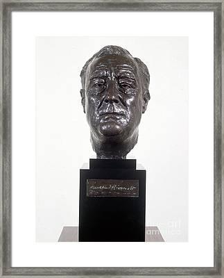 Franklin D. Roosevelt Framed Print by Granger